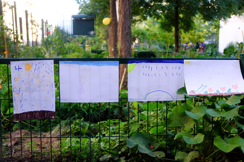 Le centre de la terre jardin partag association for Jardin truillot